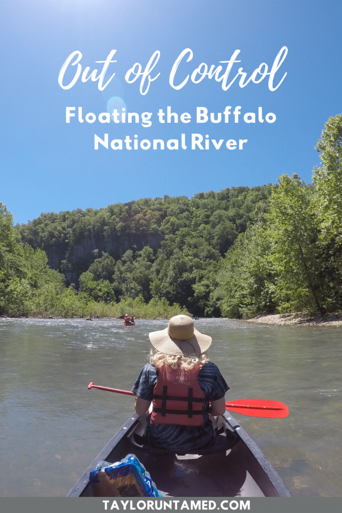 floating the buffalo river