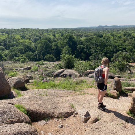 Central Texas Hikes: A Review of Enchanted Rock State Natural Area